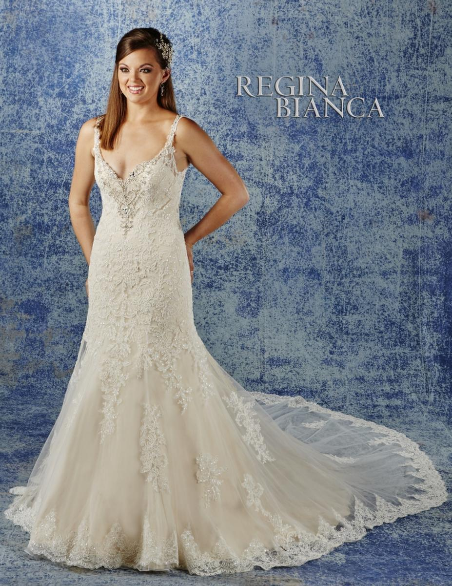Symphony Bridal - Lace &Satin Sweetheart