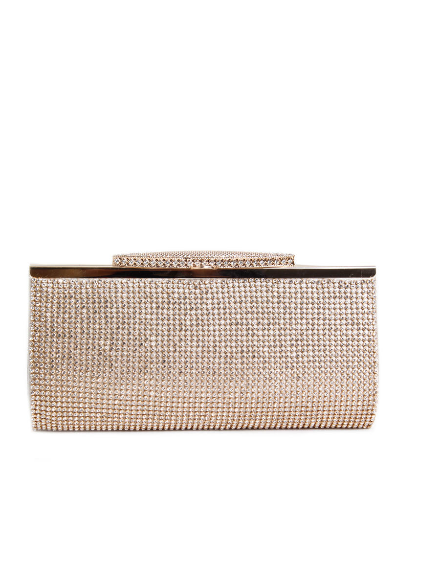 PAN OCEANIC EYEWARE / REGAL - Crystal Frame Clutch
