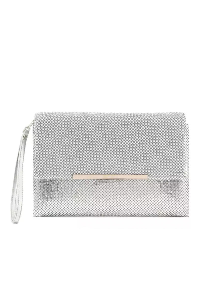 PAN OCEANIC EYEWARE / REGAL - Large Mesh Clutch Wristlet