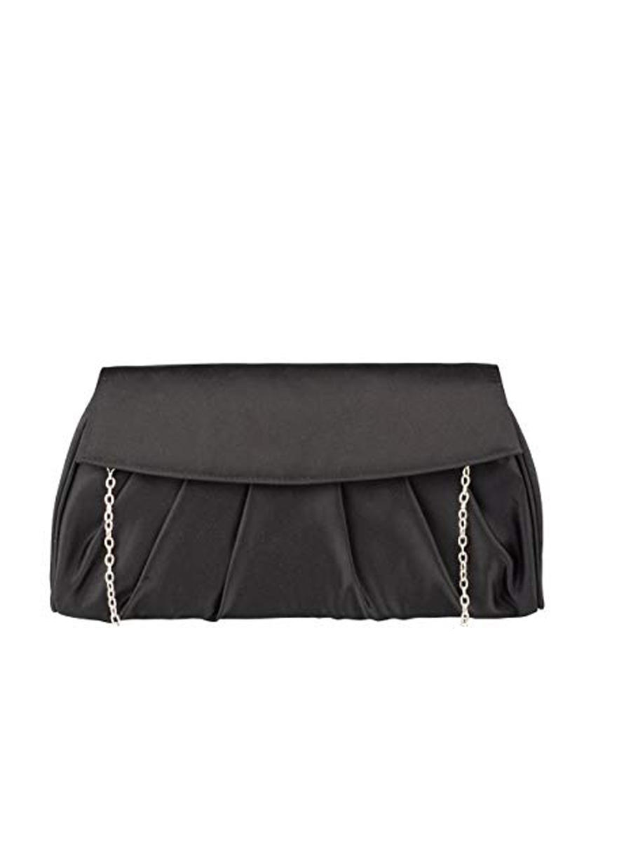PAN OCEANIC EYEWARE / REGAL - Long Pleated Clutch