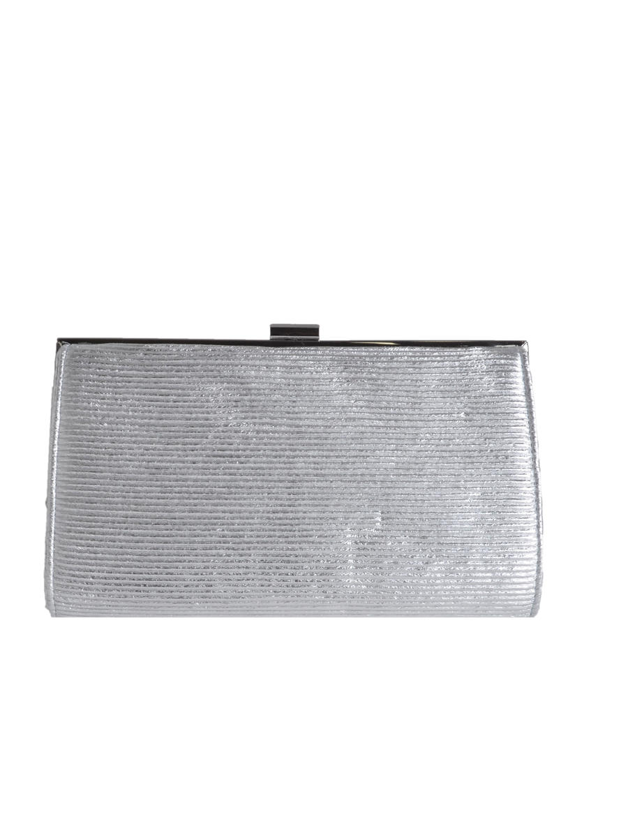 PAN OCEANIC EYEWARE / REGAL - Pleated Texture Frame Clutch