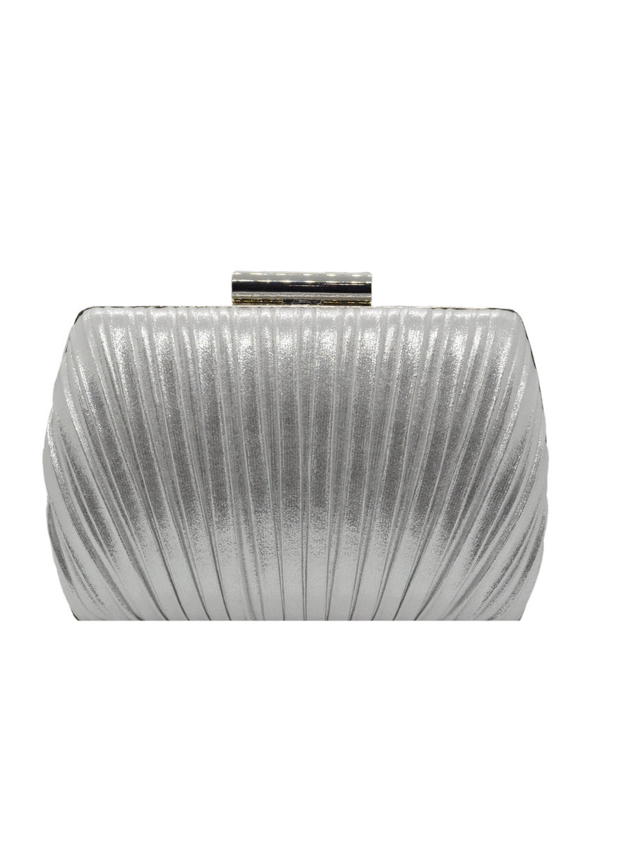PAN OCEANIC EYEWARE / REGAL - Art Deco Pleated Minaudiere