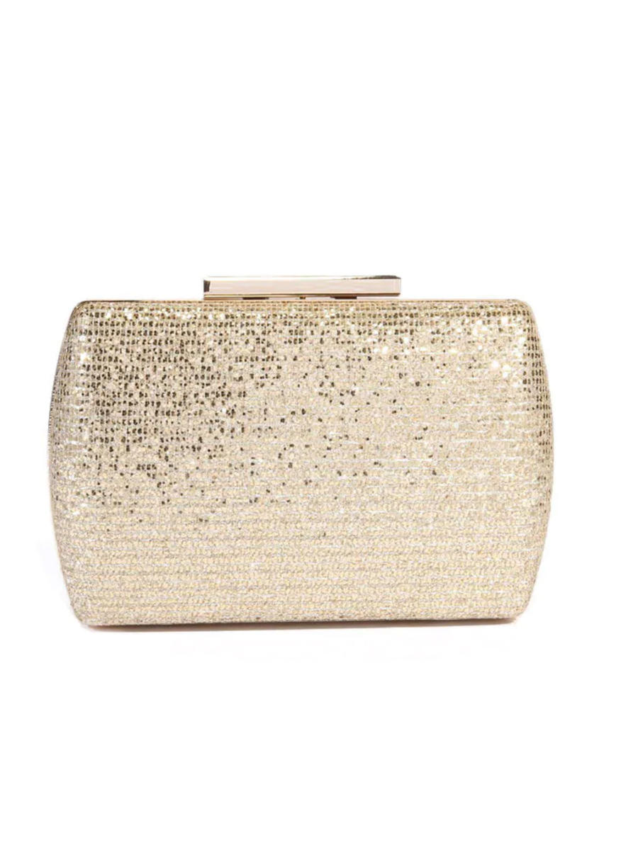 PAN OCEANIC EYEWARE / REGAL - Glitter Frame Clutch