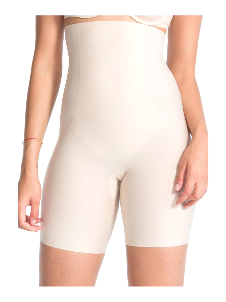 SPANX - 2/16 HIGh  waisted mid thigh plus