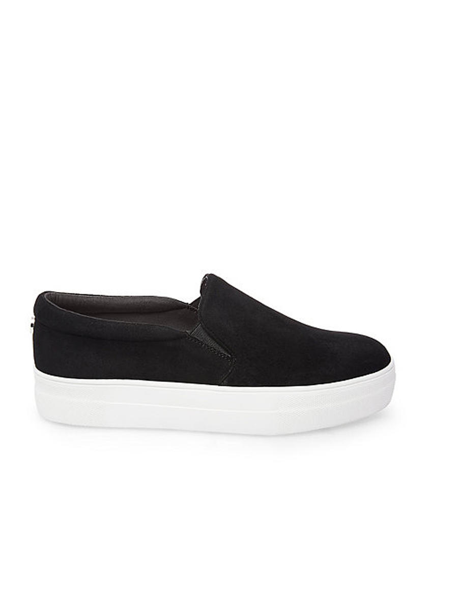 STEVE MADDEN          14TH  FLOORS nyc - Suede Sneaker with Gore