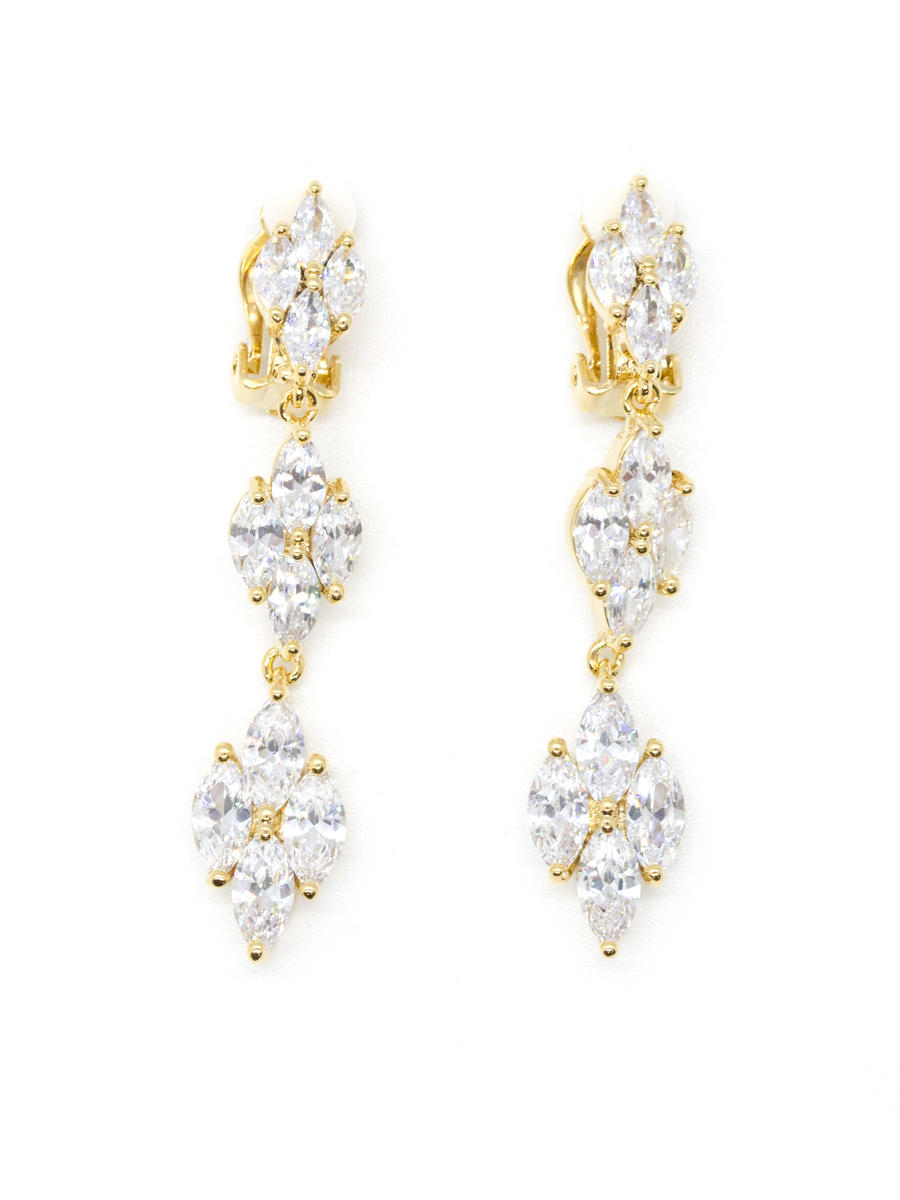 STYLE BY SOPHIE INC. - Cubic Zirconia Earring
