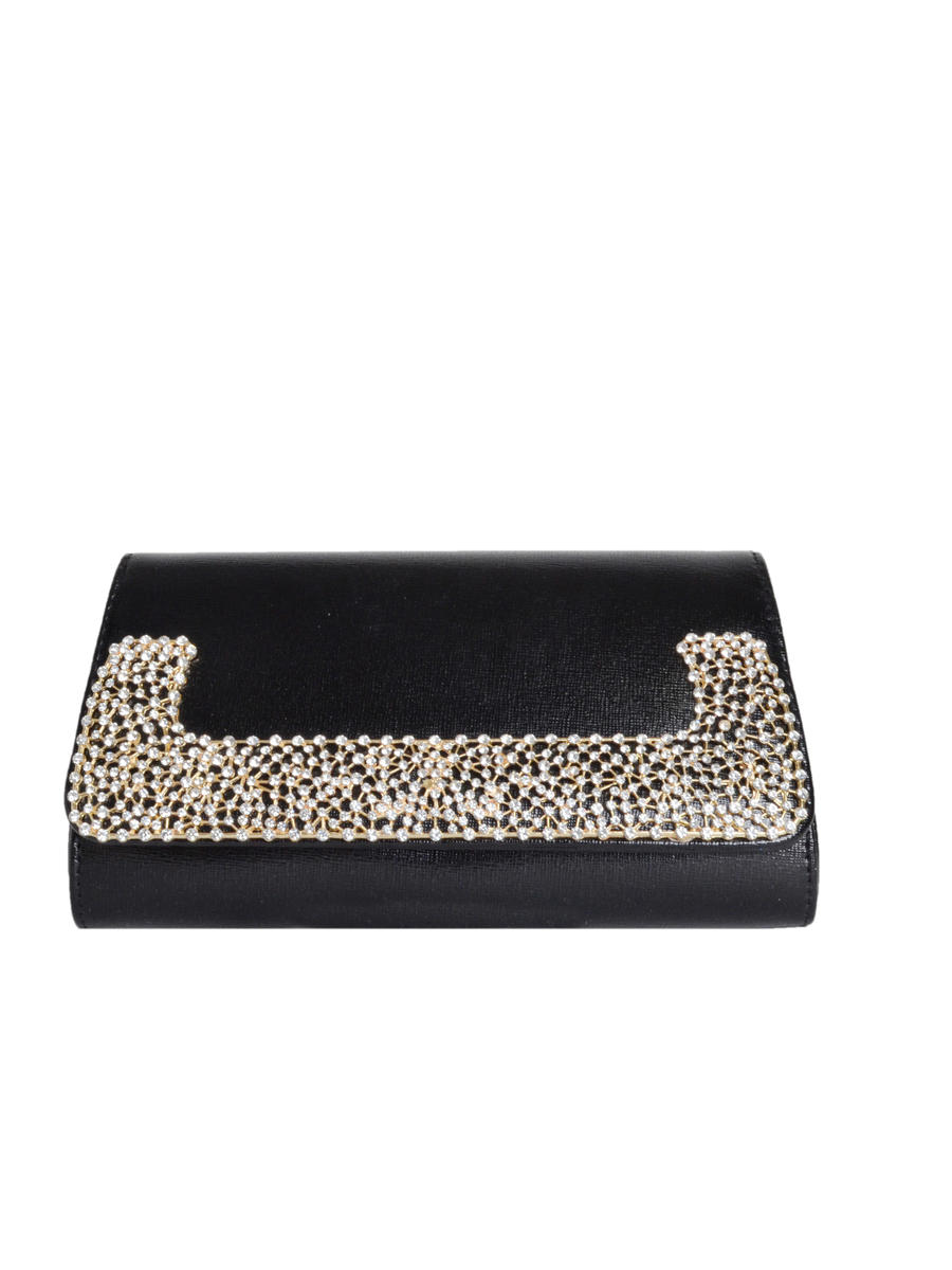 Clutch Flap Rhinestone