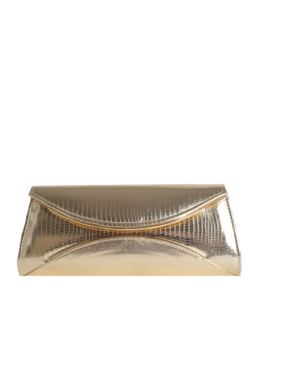 SUSAN SCHERTZ - Reflective Metallic Clutch