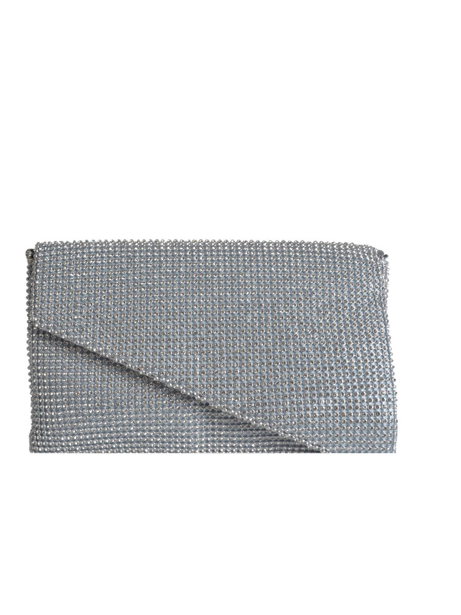 Embellished Envelope Clutch