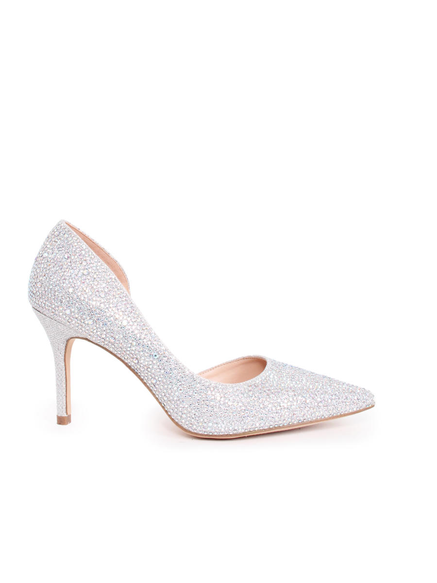 SWEETIES SHOE COLLECTION - Embellished Pointed Toe Pump