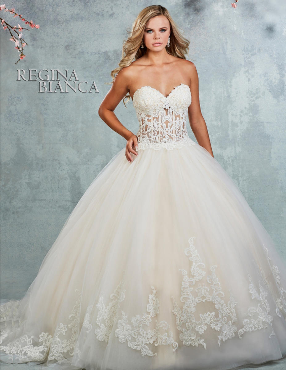 Symphony Bridal - Bridal Gown RB1436