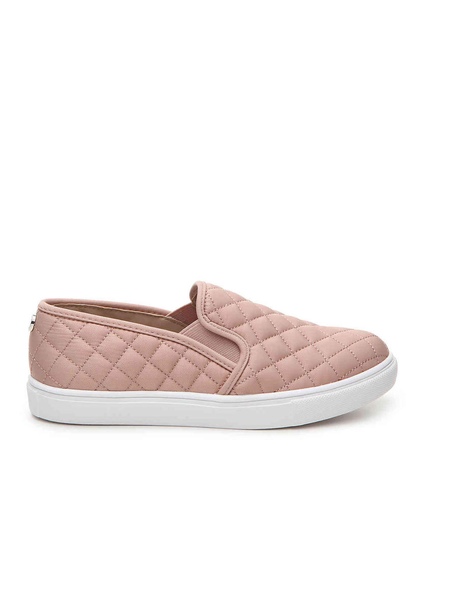 STEVE MADDEN          14TH  FLOORS nyc - Quilted Leather Slip-On Sneaker