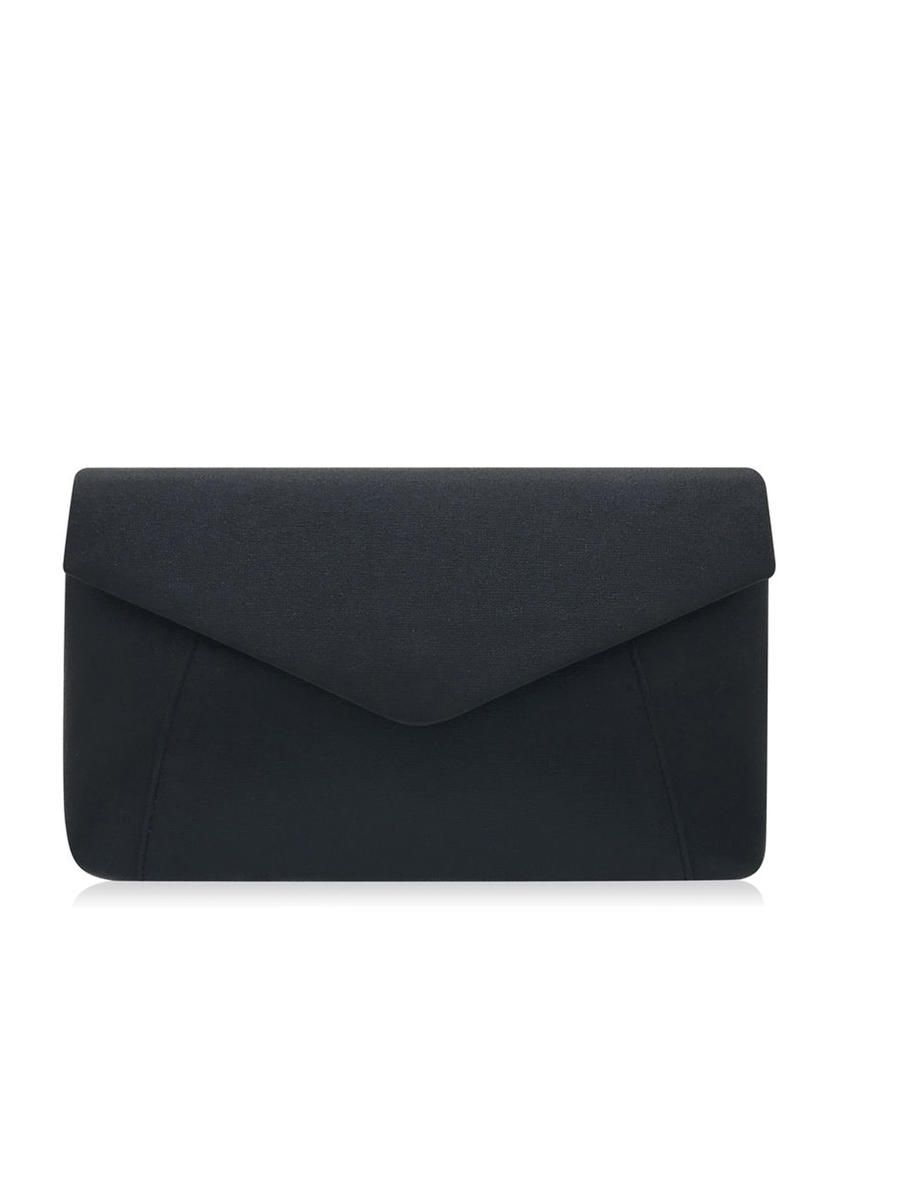 Flat Evelope Shimmer Evening Bag