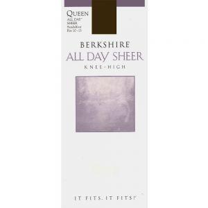 MAYER  BERKSHIRE HOSE - QUEEN SHEER KNEE HI