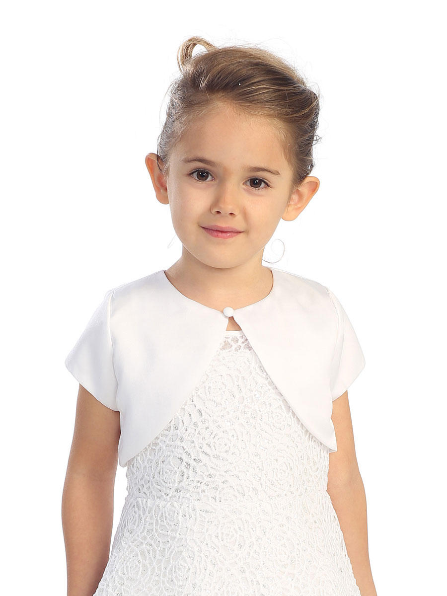 TIP TOP childrens - Satin Bolero 7894
