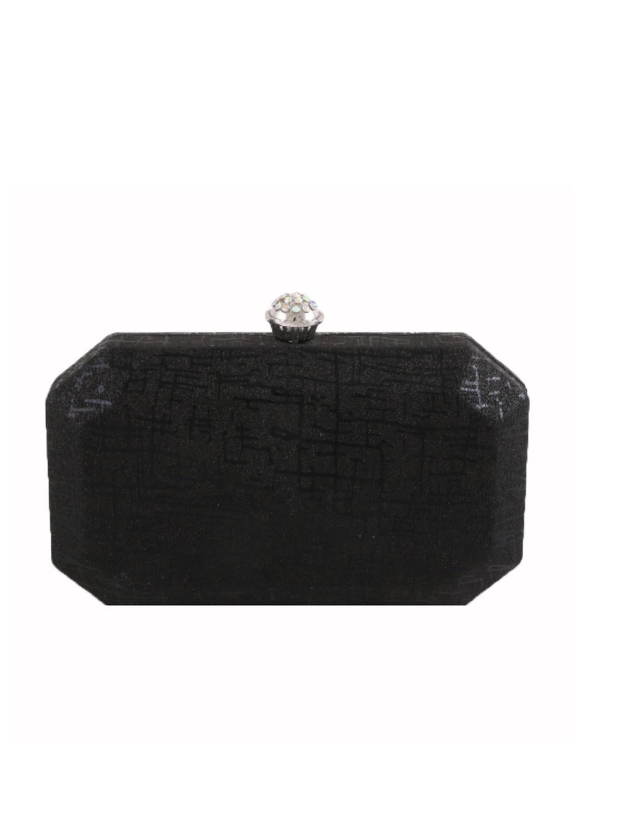 Hard Frame Evening Clutch Bag