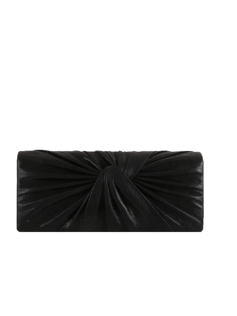 Glitter Fabric Clutch Evening Bag