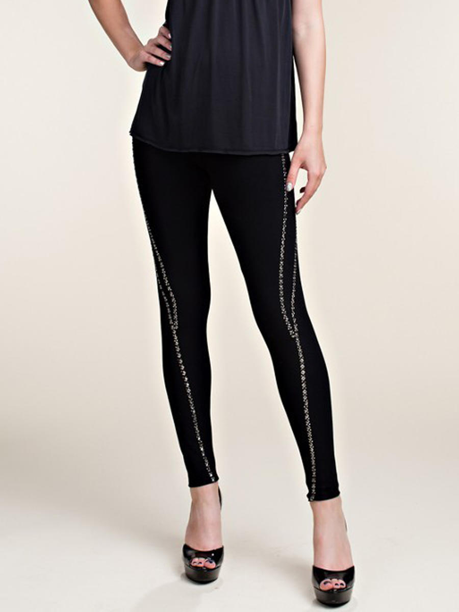 Vocal Apparel - Studded Leggings
