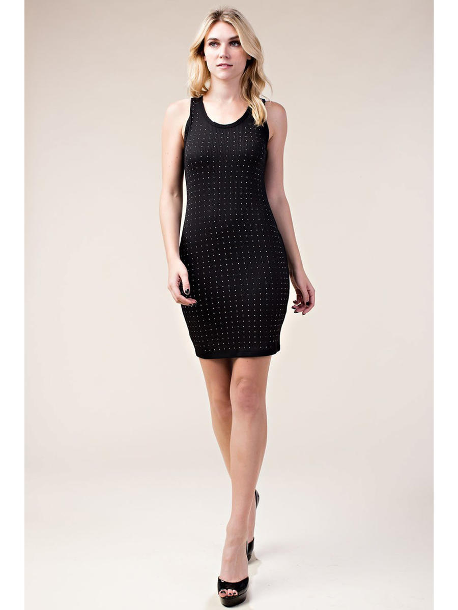 Vocal Apparel - Knit Bead Dress