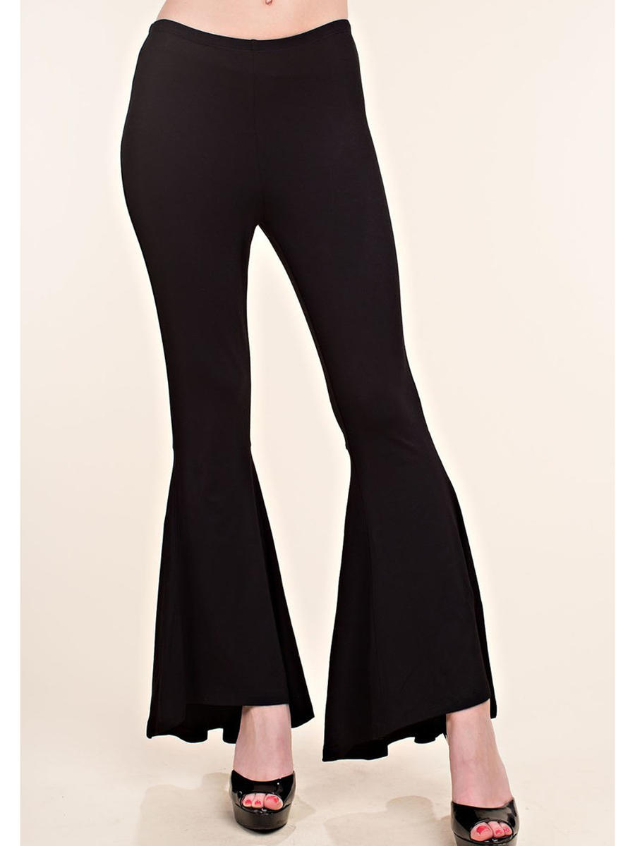 Vocal Apparel - Lycra Bell Bottom Pant