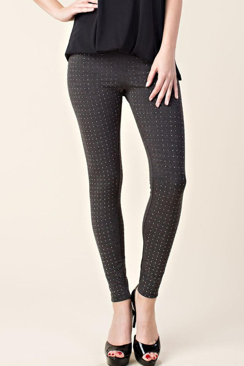 Vocal Apparel - All Over Stone Leggings