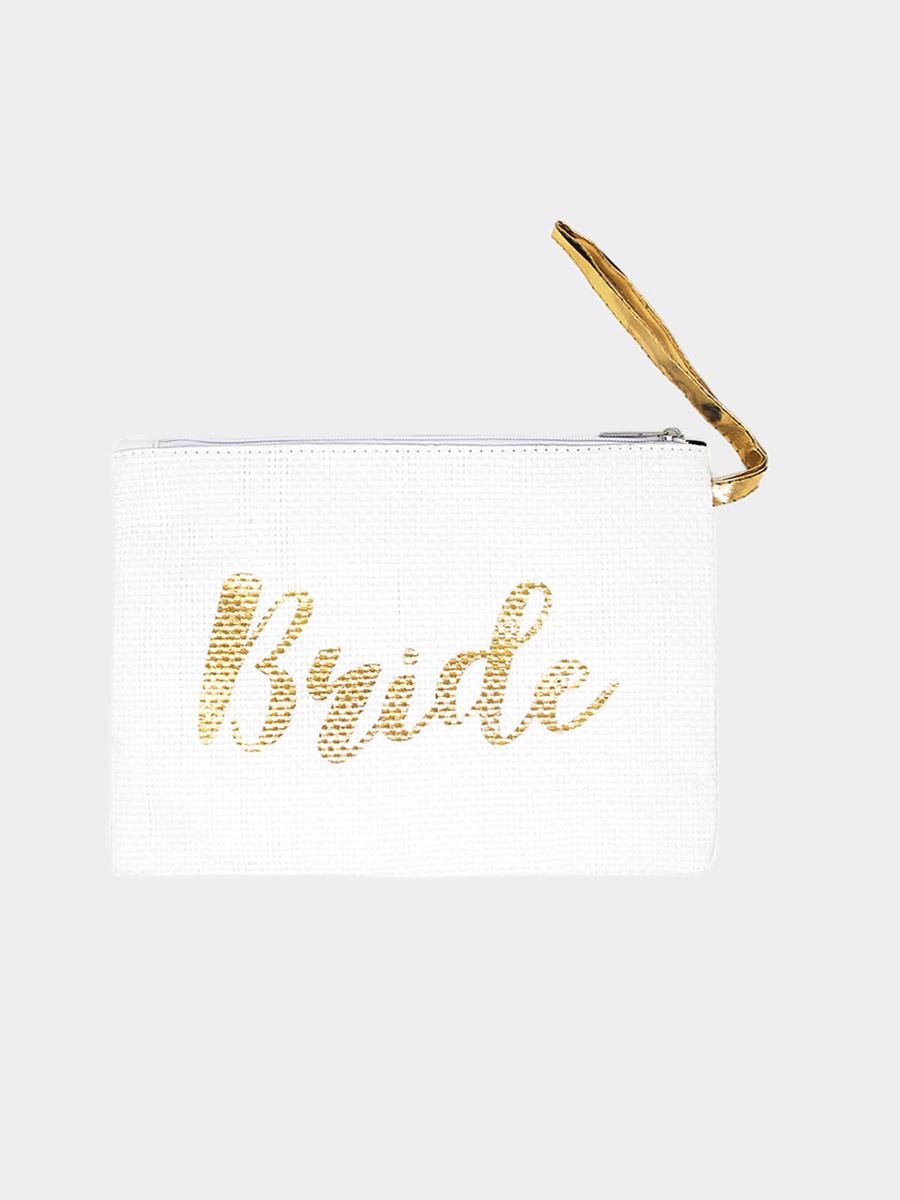 WONA TRADING INC - Wallet Wrist Handle Bride