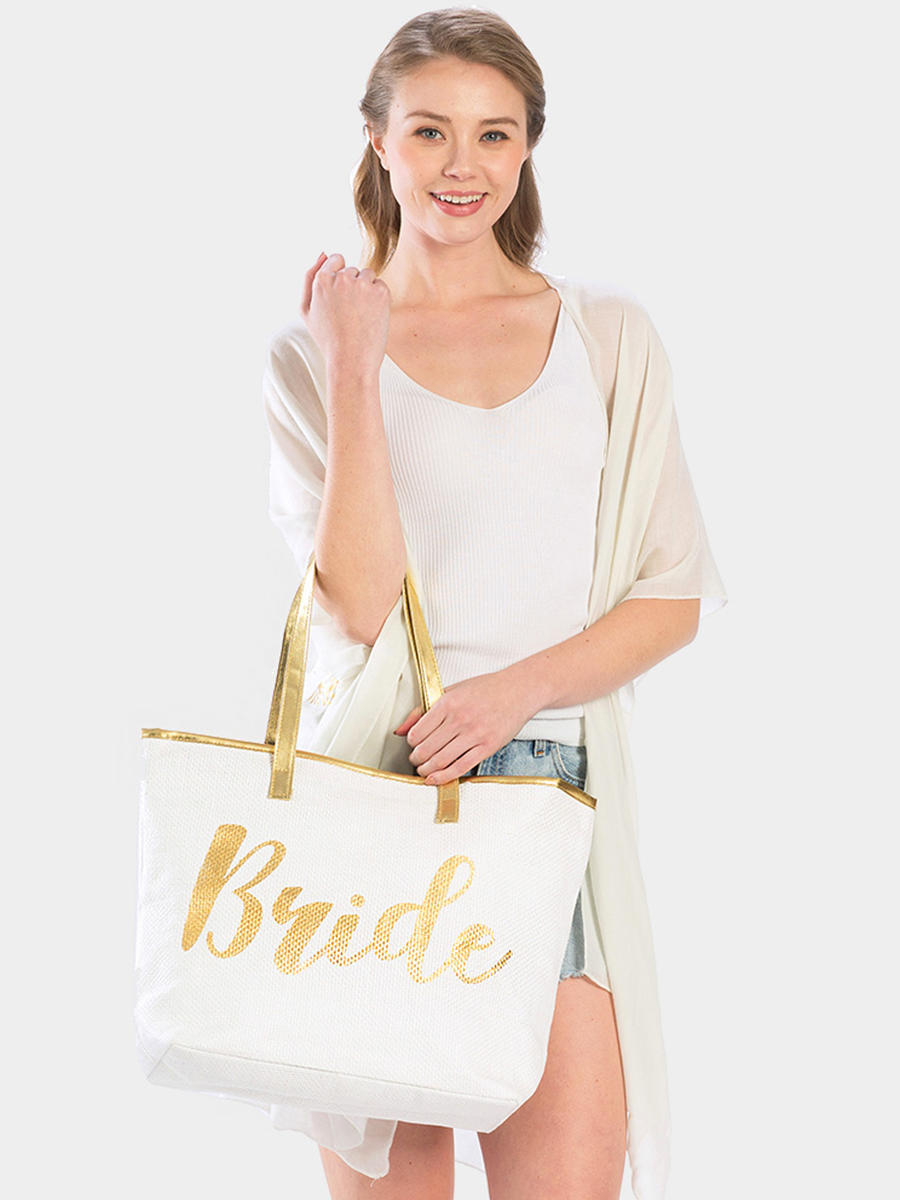 WONA TRADING INC - Bride' Tote Bag