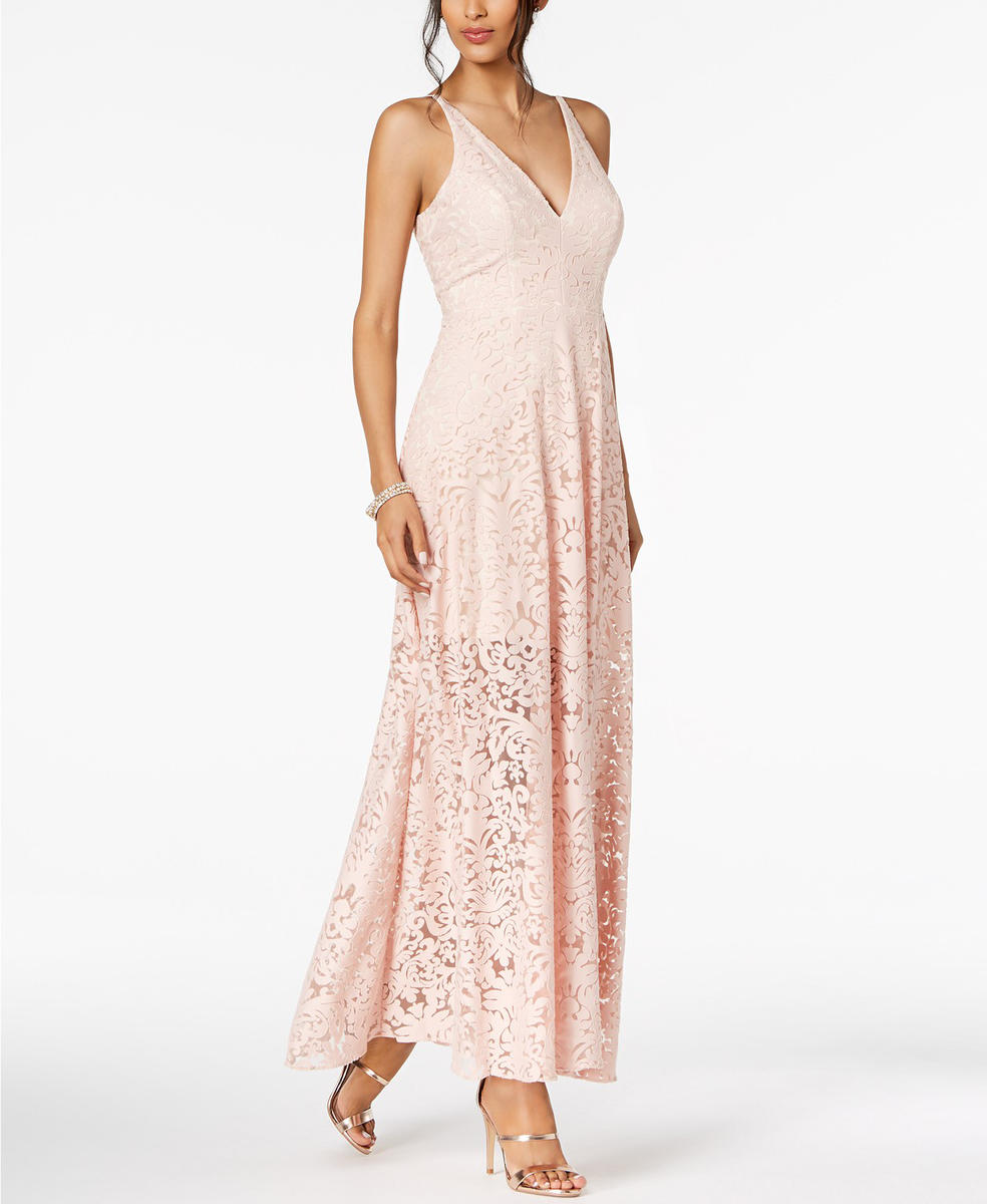 Brocade Gown Tank