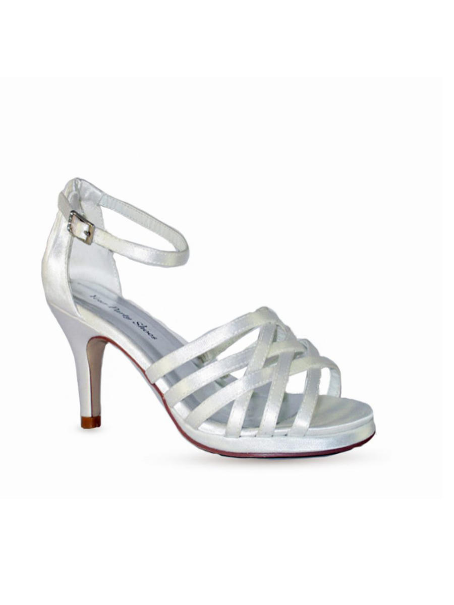 Your Party Shoes - Bridal Shoes Weave Vamp