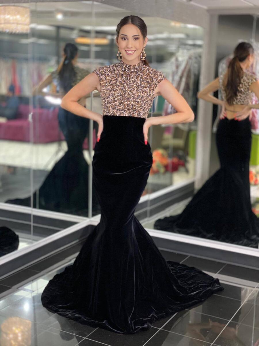 Sherri Hill Couture CUSTOM