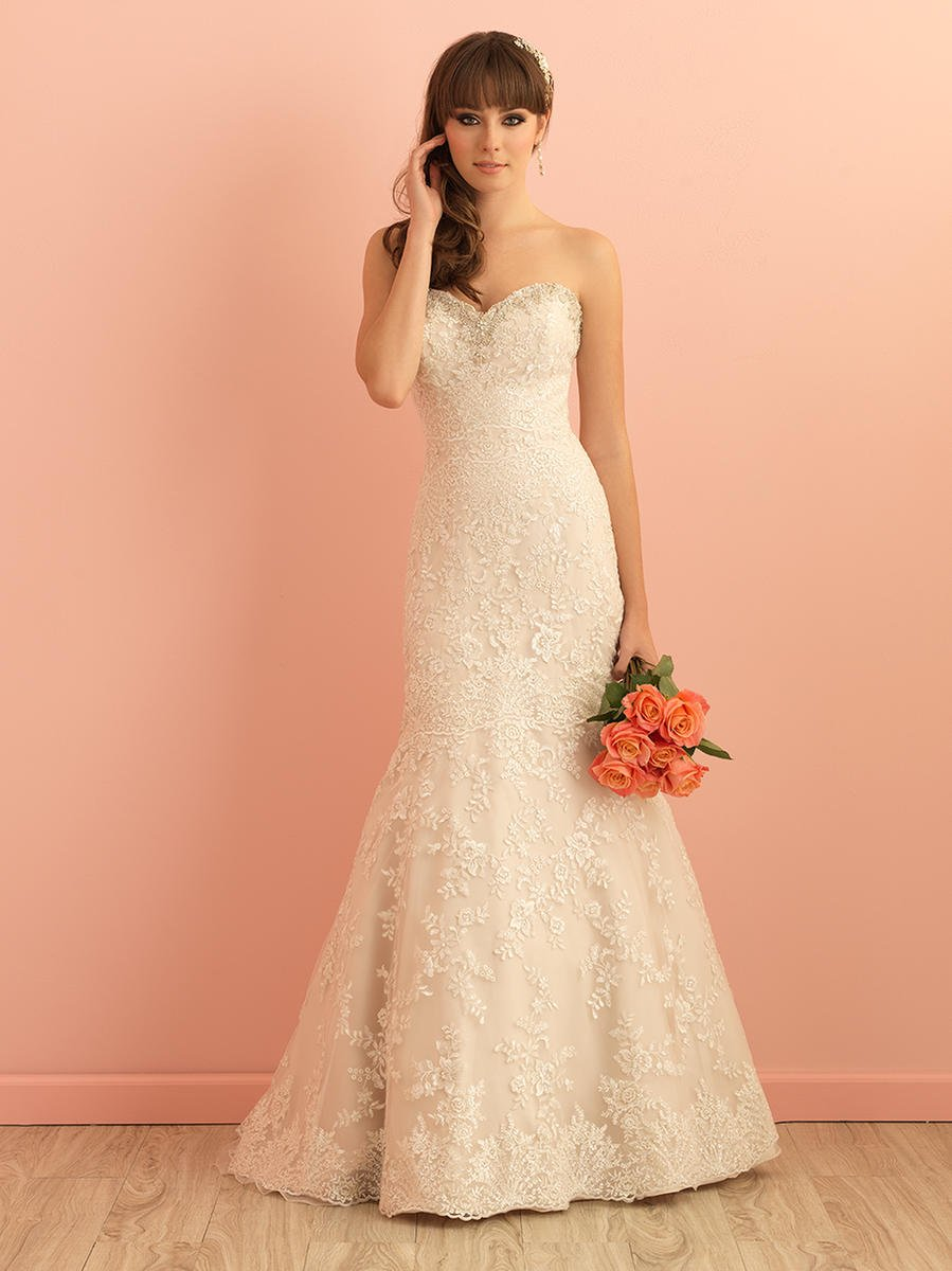 Allure Bridals Sample Gown