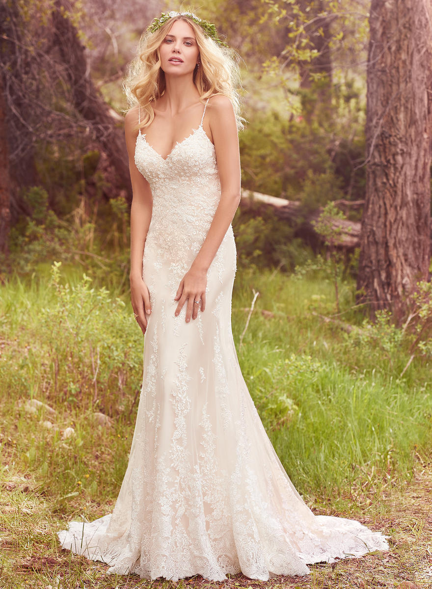 Maggie Sottero Sample Gown