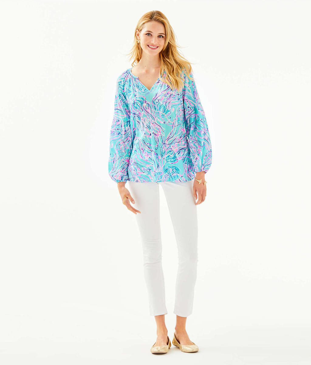 Lilly Pulitzer-Winsley Top