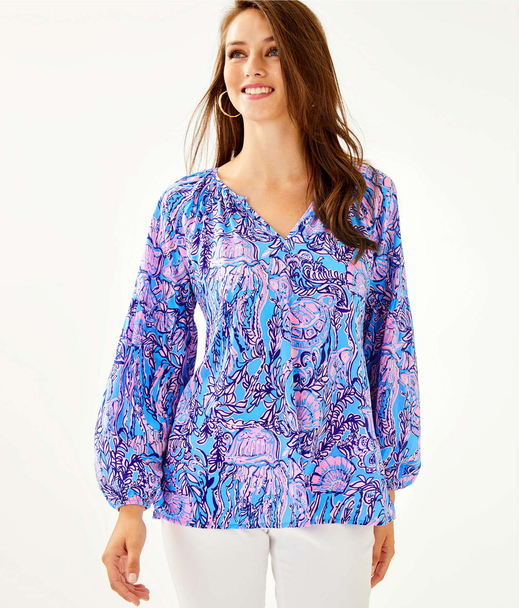 Lilly Pulitzer- Winsley Top
