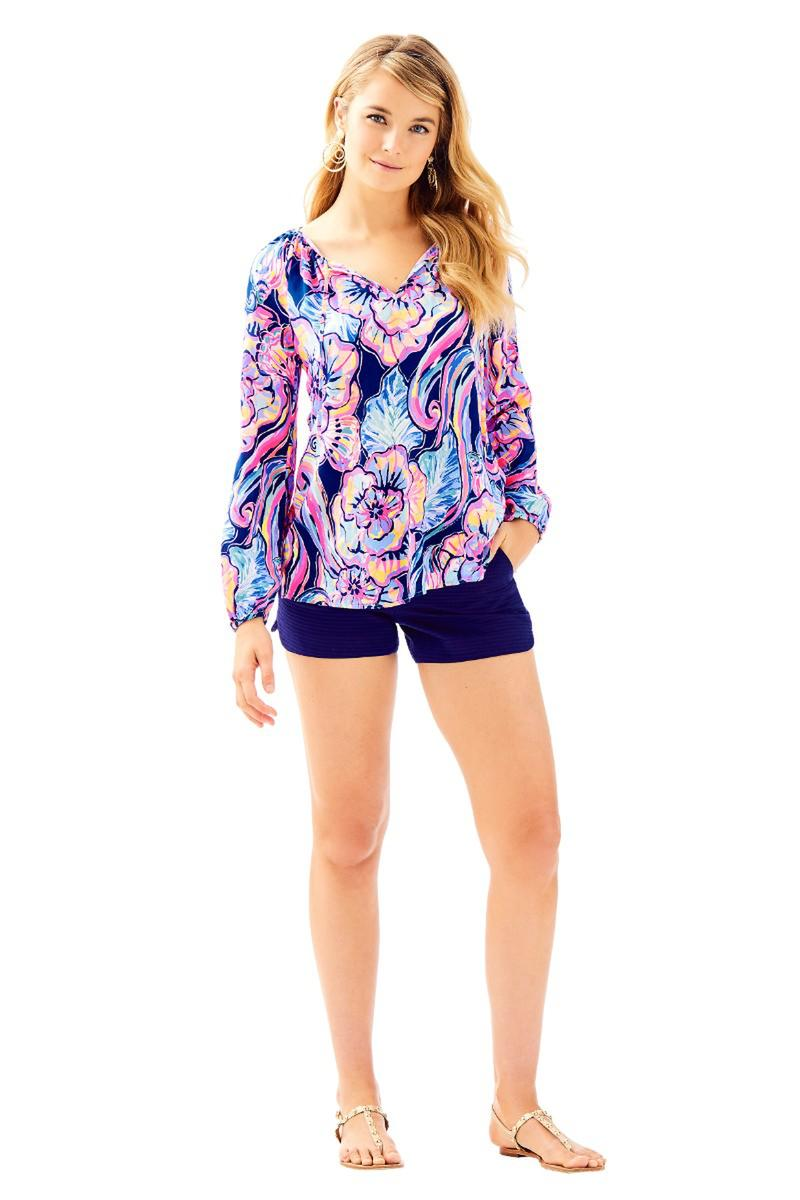Lilly Pulitzer-Willa Top