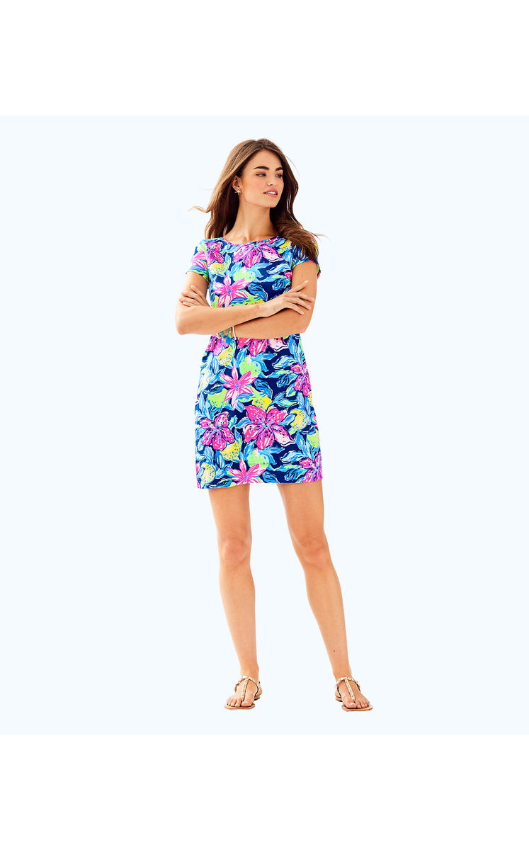 Lilly Pulitzer-Short Sleeve Marlowe Dress