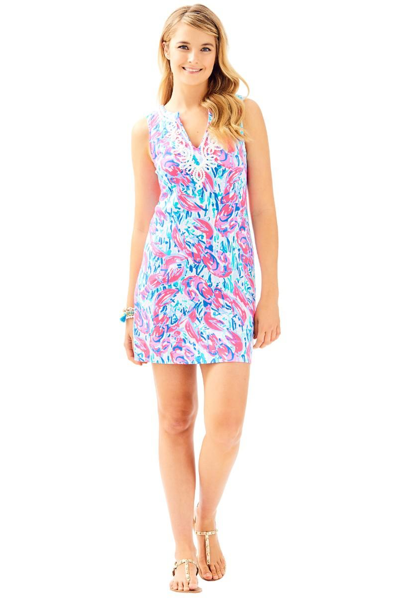Lilly Pulitzer-Harper Shift Dress