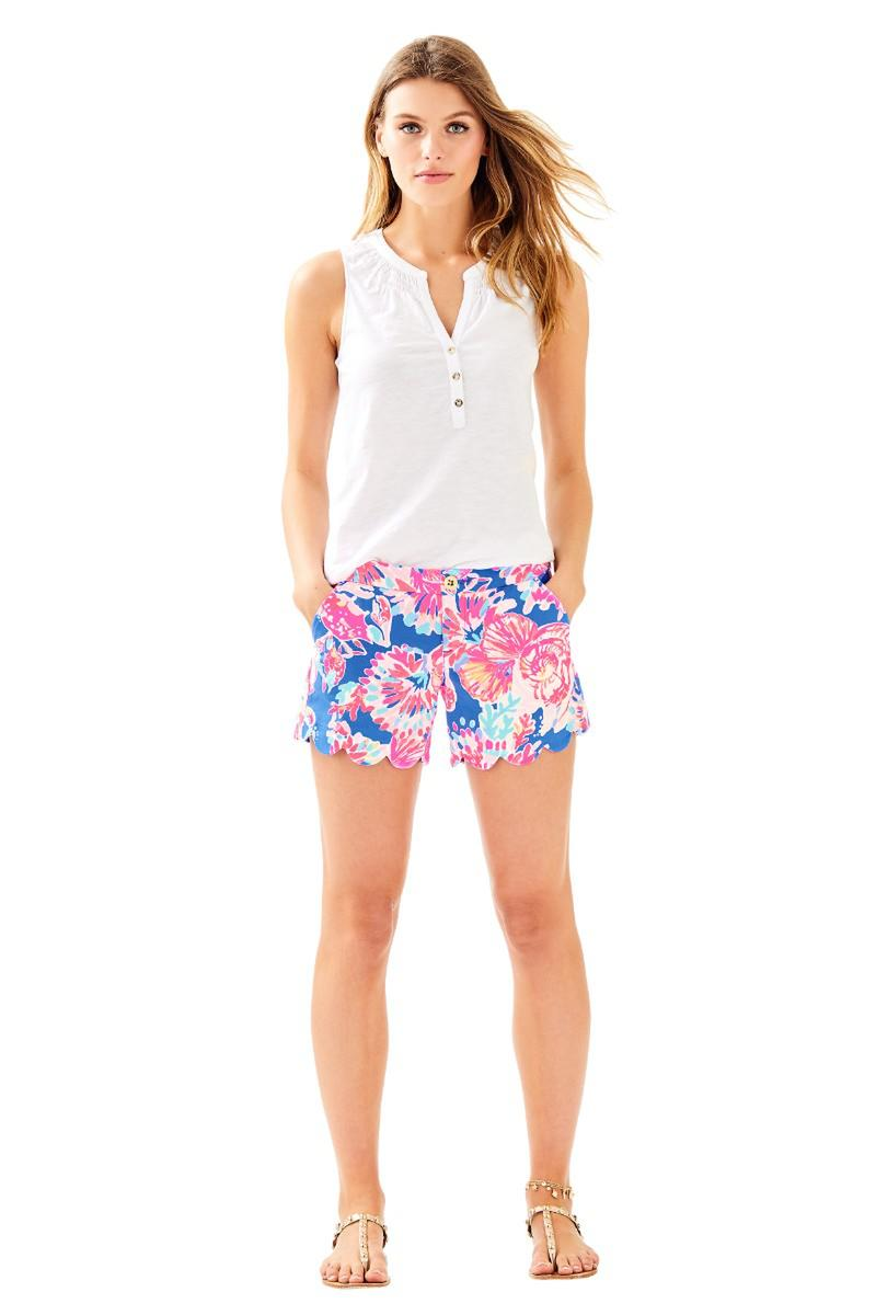 Lilly Pulitzer-Buttercup Shorts