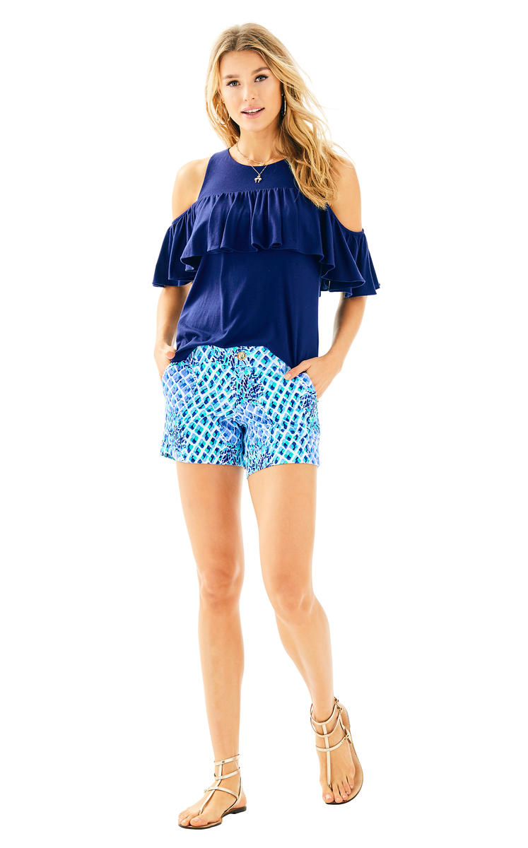 Lilly Pulitzer-LYRA TOP