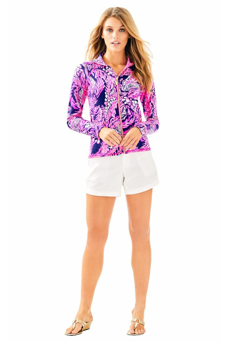 Lilly Pulitzer-Kapri Jacket