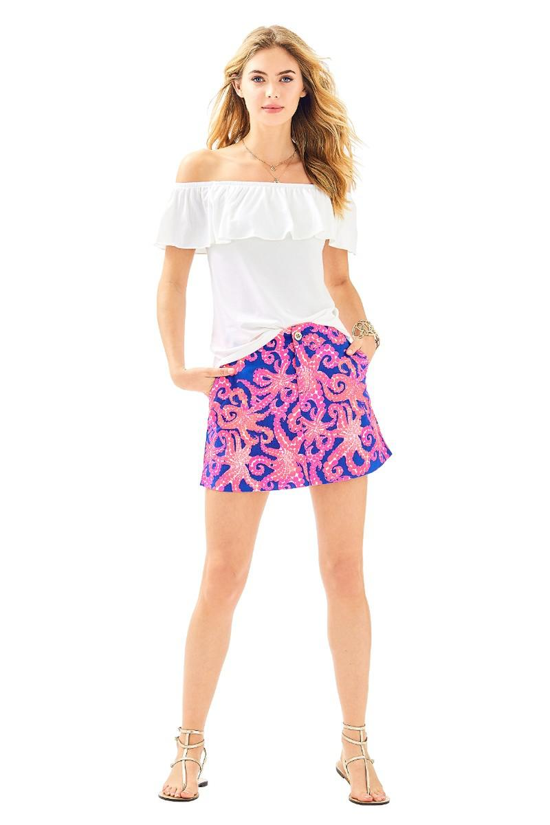 Lilly Pulitzer-NICKI SKORT