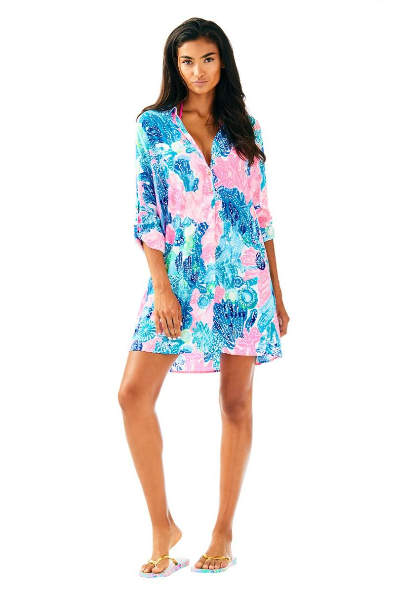 Lilly Pulitzer-LILLITH TUNIC DRESS