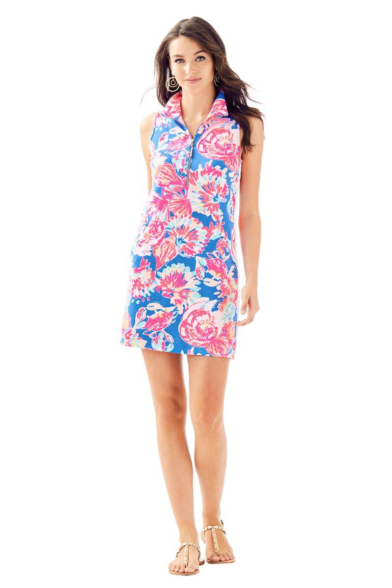 Lilly Pulitzer-Skipper Sleeveless Dress