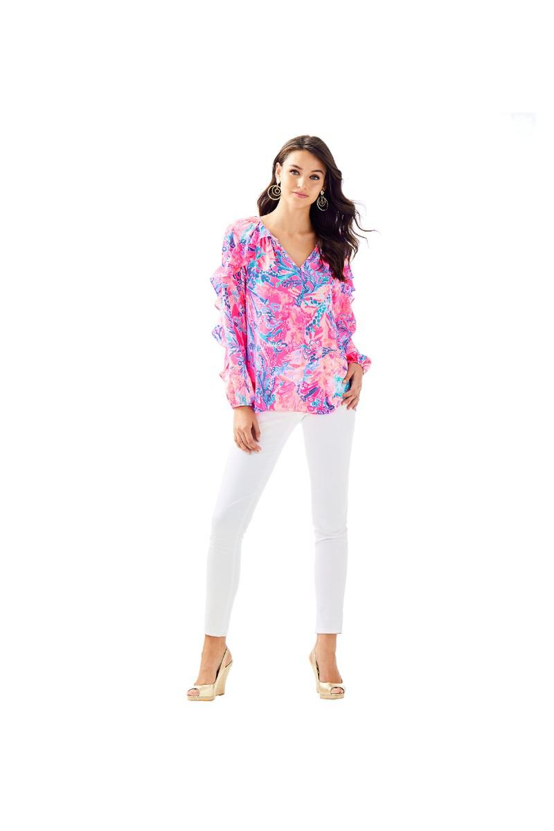 Lilly Pulitzer-Elora Top