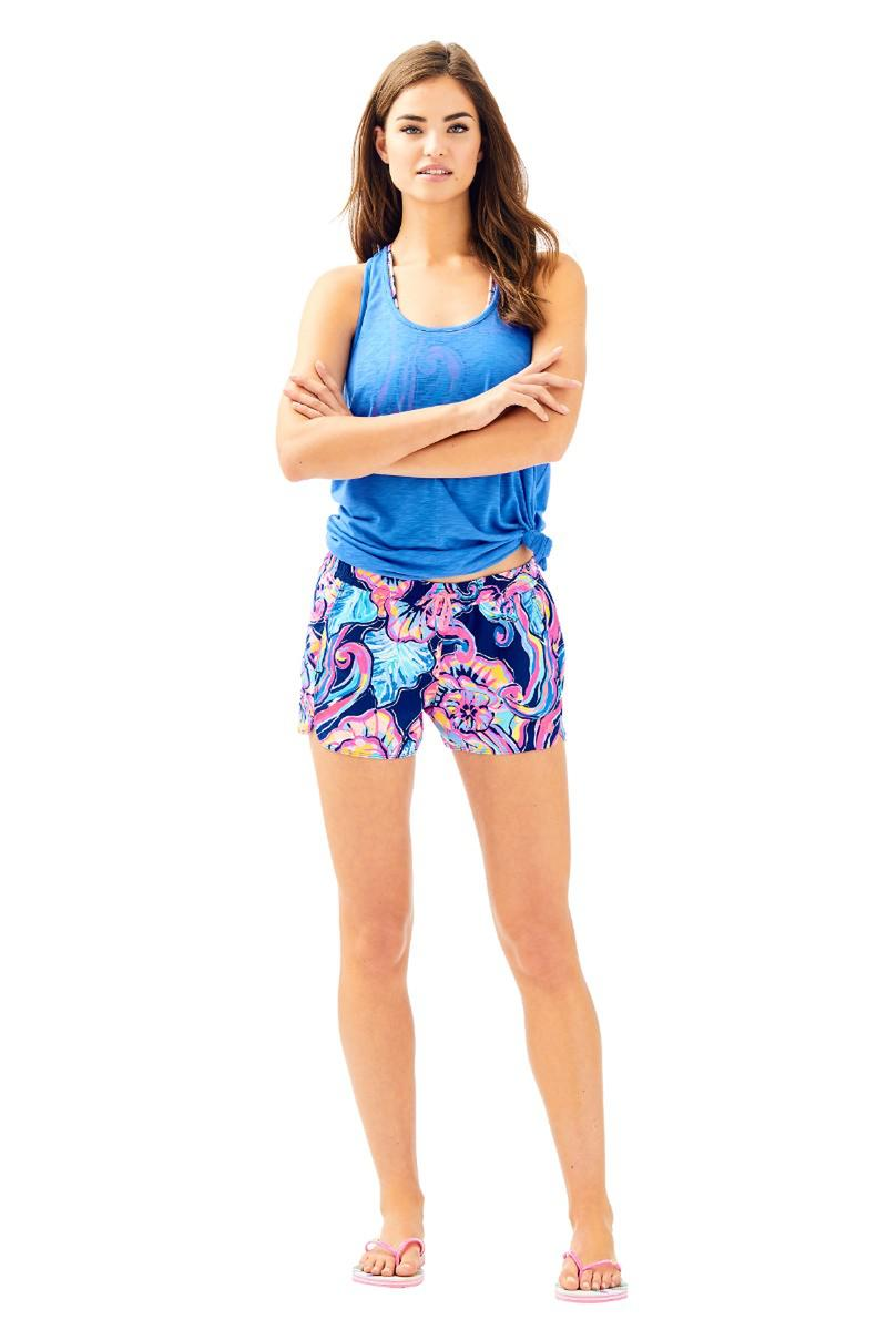 Lilly Pulitzer-Run Around Shorts