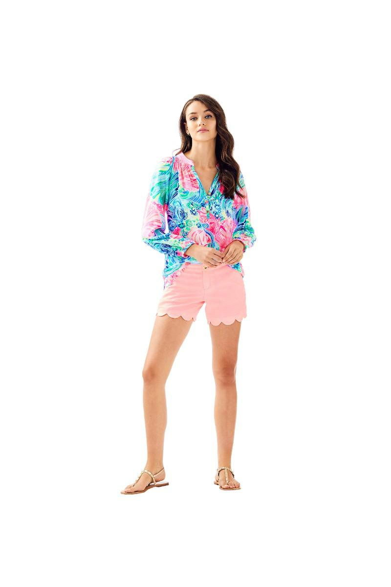 Lilly Pulitzer- Butter Cup Shorts