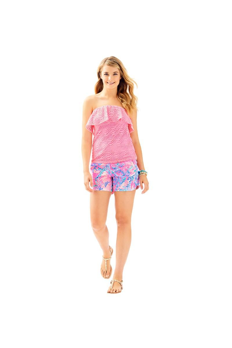 Lilly Pulitzer-Wiley Top