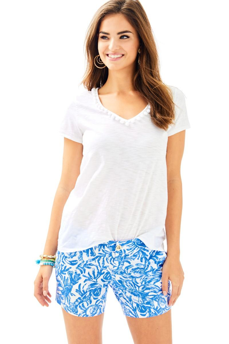 Lilly Pulitzer-Etta Top