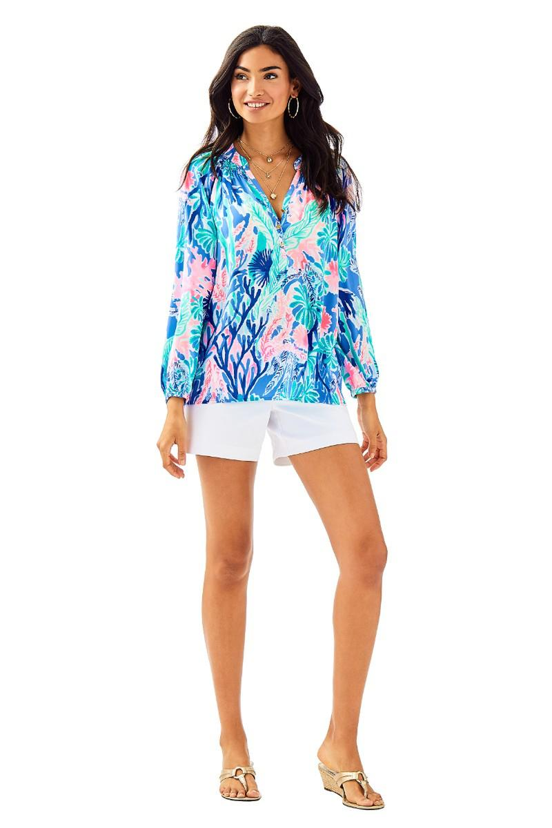 Lilly Pulitzer-Elsa Top