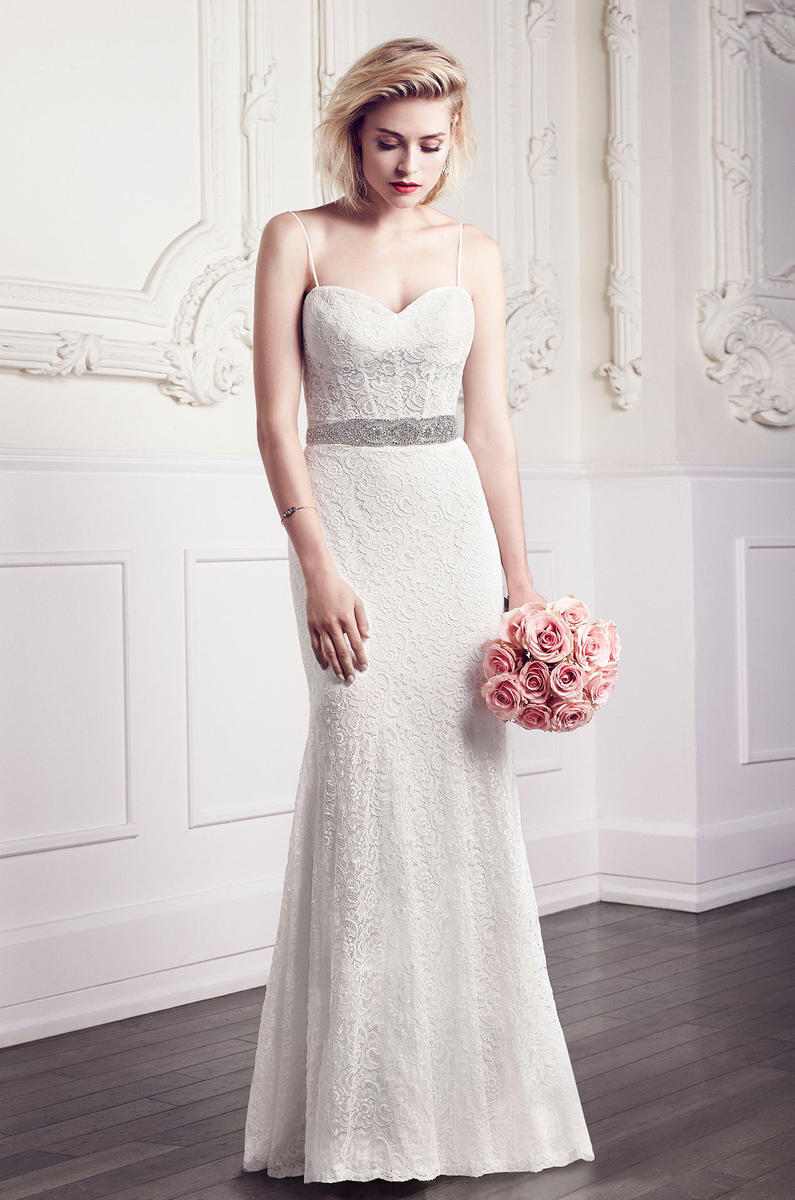 Mikaella Bridal (belt not included)